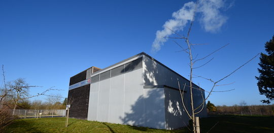 Une chaudière bois Agroforst pour le réseau de chaleur de Decize