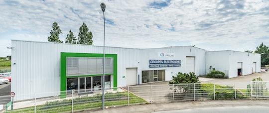 Agence Fauché Energie de Langon, photo Fauché