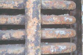 Faisceau de surchauffeur avant traitement à la mousse, photo AIT Drivex