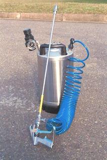Injecteur de réaction de combustion Driver 100, photo AIT Drivex