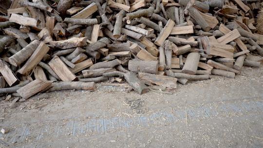 Le séchoir LES MERGERS peut sécher des fourrages, des grains ou du bois-énergie, photo Frédéric Douard