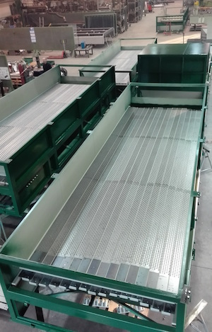 Sécheurs en fabrication chez Konrad Pumpe GmbH