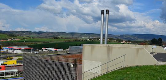 Les réseaux de chaleur français sont alimentés à 57% en énergie renouvelable ou de récupération