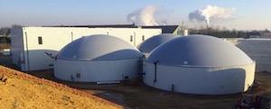 Eppeville accueille la plus grande unité territoriale de biométhane des Hauts-de-France