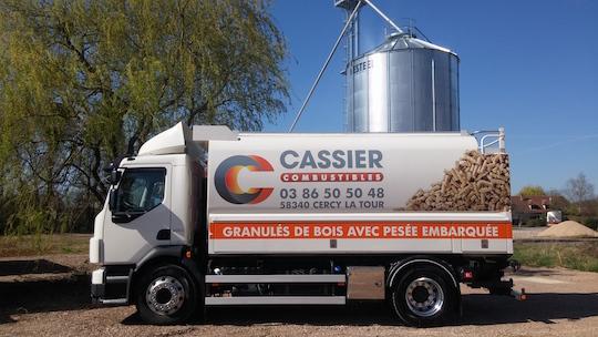 Cassier Combustibles dans la Nièvre rebondit grâce au chauffage à granulé