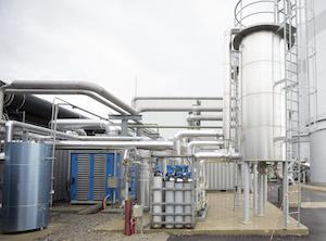 Deux nouveaux sites d'injection de biométhane haute pression en France
