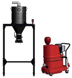 Ruwac, des aspirateurs de cendres pour simplifier la maintenance des chaufferies bois
