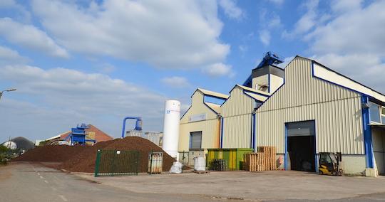 LMK Energy, premier producteur français de bois torréfié et propriétaire Torspyd