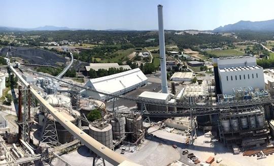 La centrale biomasse de Gardanne va passer sous pavillon tchèque