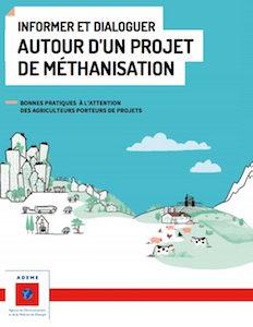 Informer et dialoguer autour des projets de méthanisation