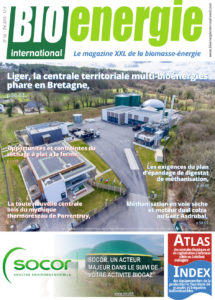 Bioénergie international n°56 – Été 2018