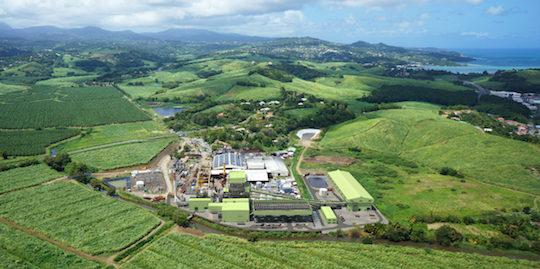 Galion2, la première centrale 100% bagasse-biomasse mise en service en Outre-mer français