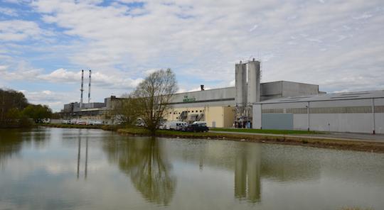 Test de pression réussi pour la chaudière biomasse BERTSCHenergy de Saica Paper France