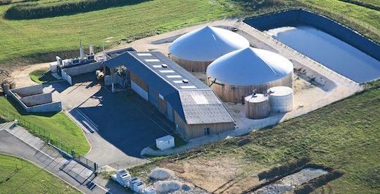 La FNCCR déplore un objectif trop faible pour le biogaz en France en 2023