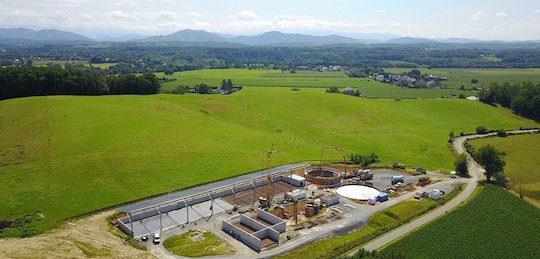 Atlantique Industrie équipe la production biogaz avec hygiénisation de Méthalayou