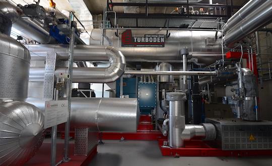 Retour à la croissance pour Turboden, leader mondial des centrales ORC