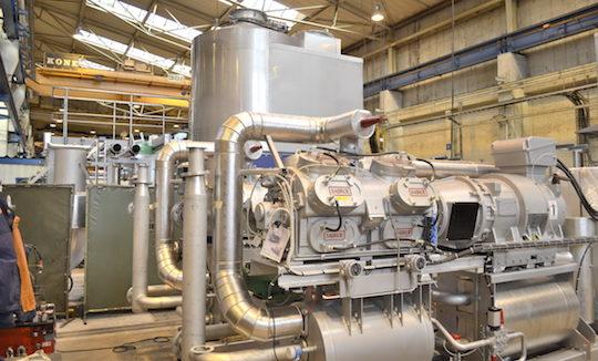 Les condenseurs Caligo renforcent la rentabilité des chaufferies biomasse