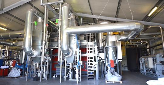 Biosynergy, concepteur et installateur de chaufferies et centrales à biomasse