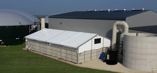 Bioénergie Vihiers, 45 exploitations agricoles réunies pour produire du biogaz