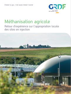 Retour d'expérience sur l'acceptation des projets de méthanisation agricole