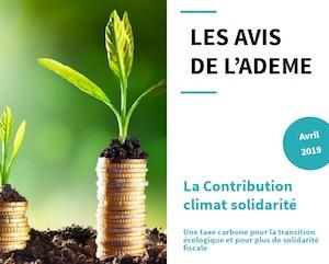 Taxe carbone pour la France, l'ADEME recommande qu'elle soit entièrement redistribuée