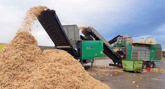 Recytal : les meilleures solutions pour traiter la biomasse en location