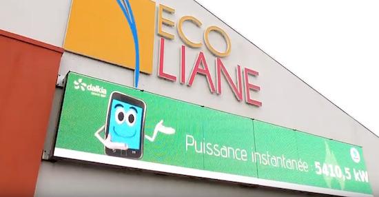 Ecoliane, la chaleur multi-renouvelable de Boulogne-sur-Mer