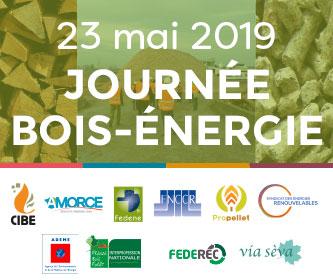 1ère Journée bois-énergie – Jeudi 23 mai à Paris