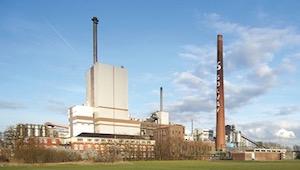 AET va construire une chaudière à bois-déchet de 90MW pour Solvay Rheinberg