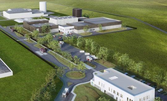 Le nouveau pôle de valorisation des déchets résiduels du Calaisis produira du biométhane et des CSR