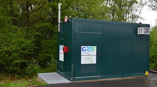 Le biométhane génère 10 fois moins de gaz à effet de serre que le gaz naturel
