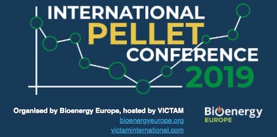 14 juin 219, conférence internationale sur les granulés biocombustibles