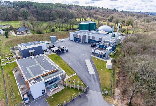 LIGER, la centrale territoriale multi-bioénergies phare en Bretagne