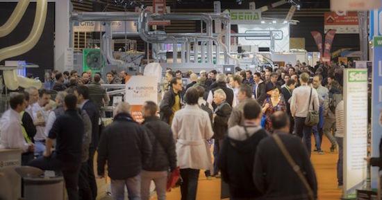 Le salon Eurobois 2020 se tiendra du 4 au 7 février à Eurexpo Lyon