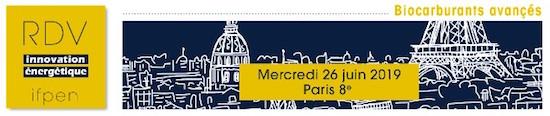 26 juin 2019, l'avenir des biocarburants de deuxième génération en France