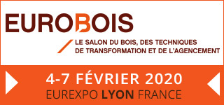 04 au 07 février 2020, Eurobois