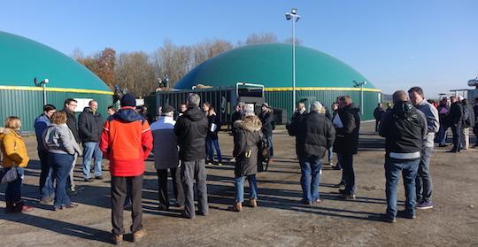 Le montage financier des installations de biométhanisation en Wallonie