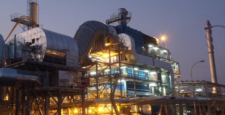 Articles et reportages sur les chaudières à biomasse Vyncke et les brûleurs PetroBio