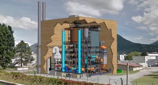 Avec Biomax, le chauffage urbain de Grenoble atteindra plus de 75% d'énergies vertes