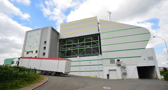 Plongée au coeur de Biowatts, la centrale biomasse d'Angers