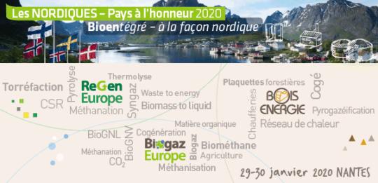 Énergie puissance 3 : 3 salons en parallèle en 2020