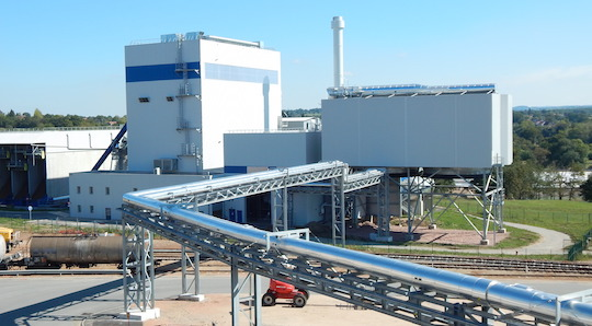 Coriance acquiert la centrale biomasse de Commentry