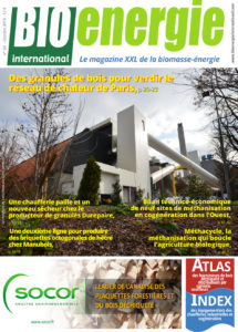 Bioénergie International n°63 – octobre 2019