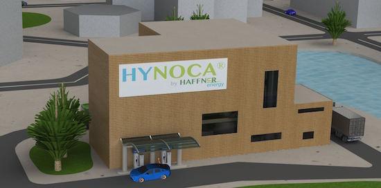 Kouros entre au capital d'Haffner Energy, porteur du projet de biohydrogène Hynoca