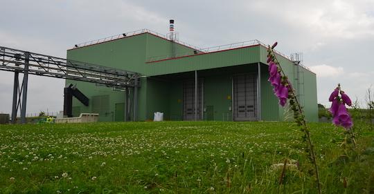 La fromagerie de Charchigné bientôt chauffée majoritairement à la biomasse