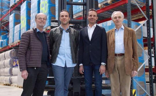 Le groupe immobilier Wullschleger équipe tous ses immeubles neufs de chaudières à granulés