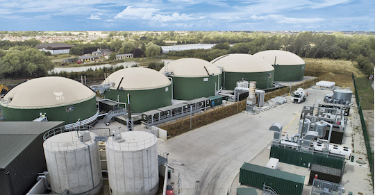 Virtual Equity Partners LLC vient d'acquérir 100 % des parts de BTS Biogas