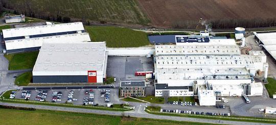 L'usine de chips Brets à Saint-Gérand méthanise ses déchets de pommes de terre