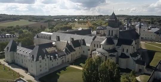 Retour d'expérience sur la chaufferie à granulé de l'Abbaye de Fontevraud