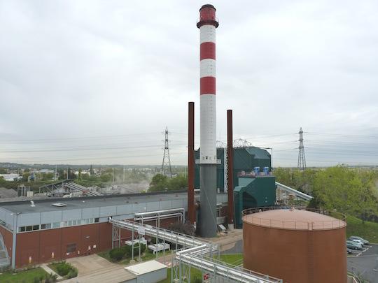 Coriance supprime le recours au charbon sur le réseau de chaleur de Cergy